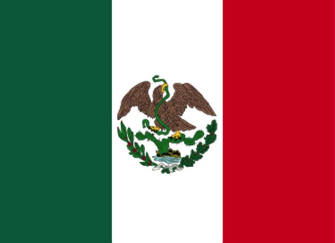 Evolucin Histrica de la Bandera MexicanaInside Mexico  Inside