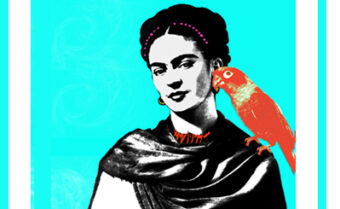Frida and her Parrot ©Inside Mexico