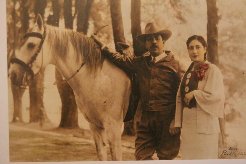Lazaro Cardenas & Dona Amalia Solorzano