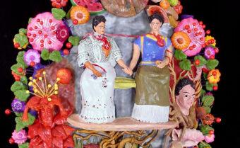 Homenaje Frida Kahlo