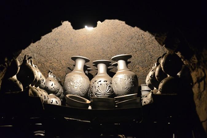 Underground Kiln