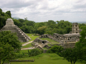 site maya de palenque