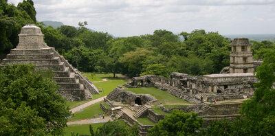 Palenque Historia Grabada en Piedra