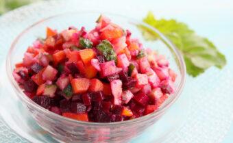Christmas Beet Salad