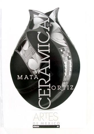 Mata Ortiz Pottery - Book Cover