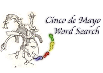 Cinco De Mayo Word Search Find The Words And Complete The Hidden Message Inside Mexico
