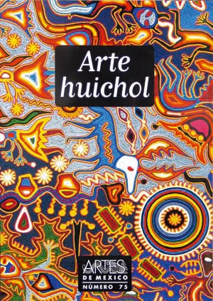 Huichol Art - Book Cover