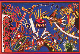 Huichol Art - Book preview