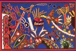 Huichol Art - Book preview