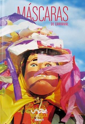 Mascaras de Carnaval - Book Cover