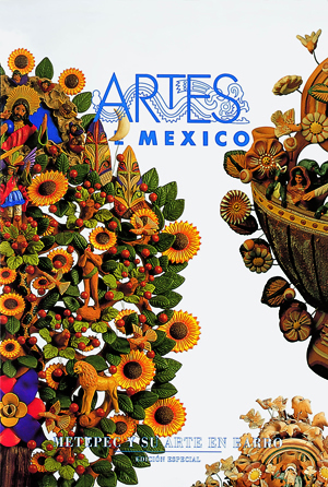 Metepec & its Art in Clay - Book Cover