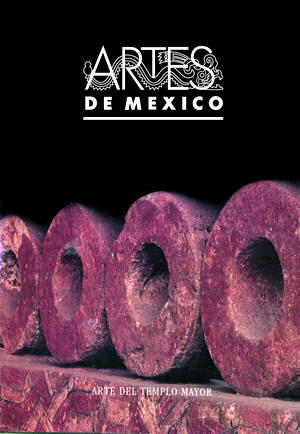 Arte  del Templo Mayor - Book Cover