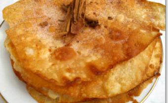 Bunuelos Sweet Fritters