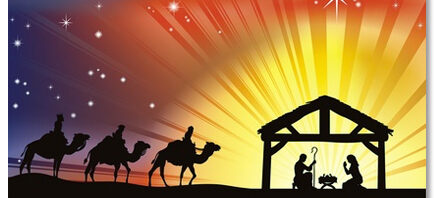 ¡Ya Vienen Los Reyes  Magos!  The Three Wise Men Are Coming!