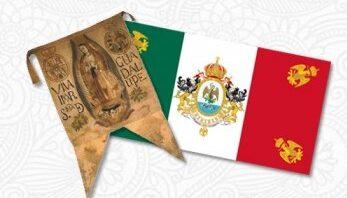Evolución Histórica de la Bandera Mexicana