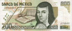 Billete_$200_Mexico_Tipo_D1_Anverso