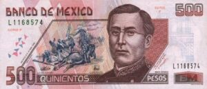 Billete_$500_Mexico_Tipo_D1_Anverso