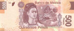 Billete_$500_Mexico_Tipo_F_Reverso