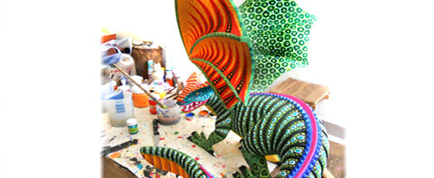 "<span class=""entry-title-primary"">Creating a Spectacular Dragon</span> <span class=""entry-subtitle"">Step by Step Creation of an Alebrije</span>"