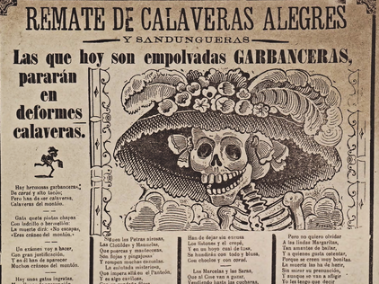 Catrina Jose Guadalupe Posada