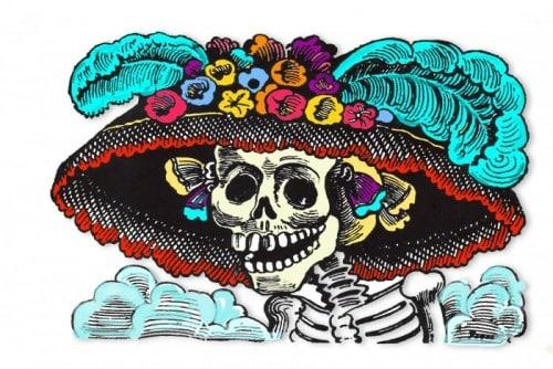 Jose Guadalupe Posada Creator Of La Catrina Inside Mexico