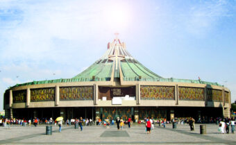 The Basilica of Our Lady of Guadalupe
