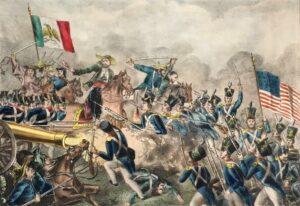 Batalla de Chapultepec  McLean County Museum