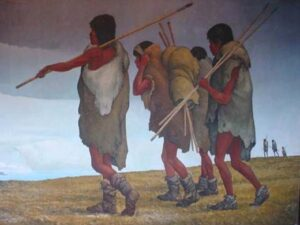 Mural Museo Nacional de Antropologia e Historia