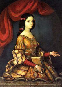 Young Sor Juana