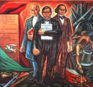 La reforma y la constitución Guillermo Chávez Vega