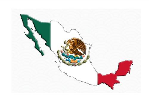 Icono Mapa Mexico Png: Iconos De México