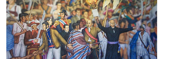 """<span class=""""entry-title-primary"""">La Independencia de México</span> <span class=""""entry-subtitle"""">La Lucha por la Nación 1810-1921</span>"""