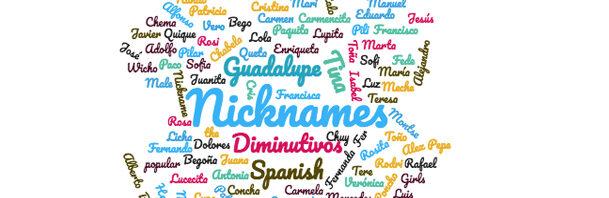 Popular Spanish Nicknames