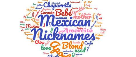 Most Popular Mexican Nicknames